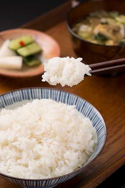 白米を食べ始めたのは江戸時代から