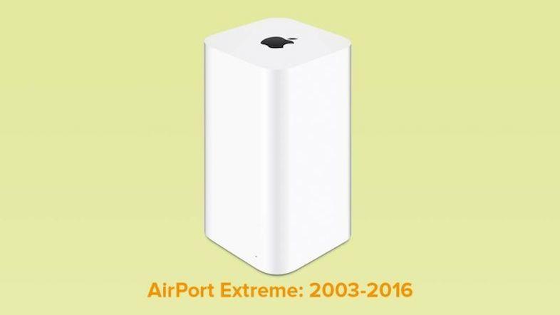AppleのWi-Fiルーター製品、いよいよ終了か (ギズモード・ジャパン) - ニュースパス